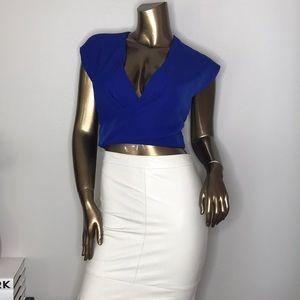 ✨New!! Cute navy blue top!